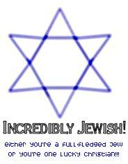 incredibly jewish