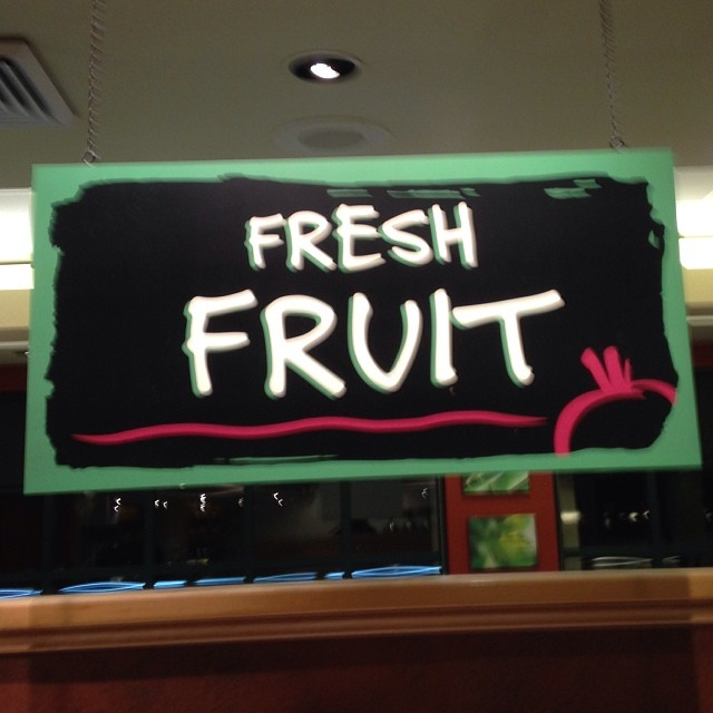 January Photo Challenge Day 4: Fresh.
