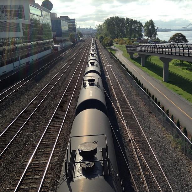 Infinite train.