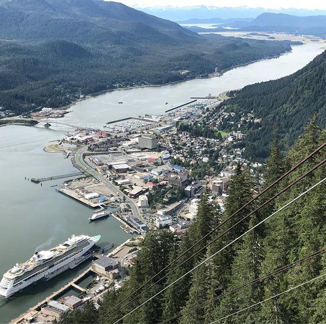 Juneau, Alaska!